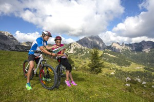 MTB Tour am Nassfeld, Copyright: nassfeld.at, Abdruck honorarfrei