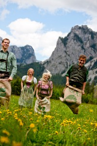 HOCHsteirisches Lebensgefühl, Copyright: TRV HOCHsteiermark, Tom Lamm, Abdruck honorarfrei