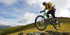 Downhill-Vergnügen in den Nockbergen (c) Nockbike