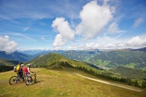 Radeln mit Aussicht (c) Nockbike