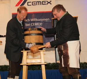 Abdruck honorarfrei, (c) CEMEX Austria
