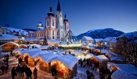 Advent in der Lebkuchenstadt Mariazell