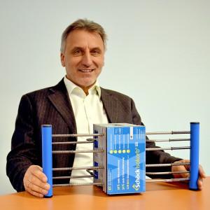 Bruno Mauerkirchner, GF Schöck (c) Schöck