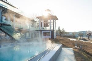 Im 1. Kärnten Badehaus den Winter genießen (c) Archiv 1. Kärnten Badehaus