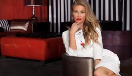 Model und Ex-Baywatchstar Carmen Electra,  Foto: MY iMenso