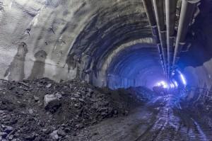 Koralm-Projekt:  CEMEX –Beton für die Tunnelröhre, Foto: CEMEX/Abdruck honorarfrei