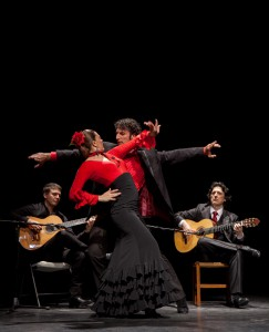 Quartet Flamenco (c) Amancio Guillén