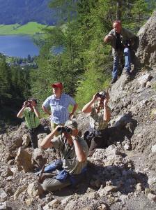 Nature Watch im Naturpark Weissensee (c) weissensee.com