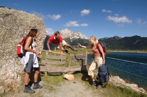 25 Themenwege begeistern sportliche Wanderer (c) nassfeld.at
