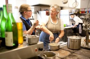 Die Küchenkunst von Sissi Sonnleitner (c) Sonnleitner Landhaus.Restaurant.Genusswerkstatt, Abdruck honorarfrei