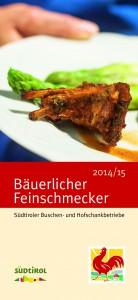 Der neue Kulinarikführer (c) Frieder Blickle Roter Hahn, Abdruck honorarfrei