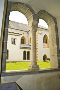 Genuss in den historischen Gemäuern von Stift Millstatt (c) MTG Archiv, Pavel Hanuska, Abdruck honorarfrei