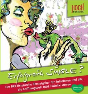 Cover des HOCHsteierischen SINGLEHANDBUCHS (c) TRV HOCHsteiermark, Abdruck honorarfrei