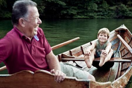 Beim Buchtenwandern am Millstätter See (c) MTG GmbH – Udo Bernhart