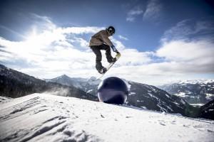 Im Skikarussell hoch hinaus (c) MTG Archiv, Abdruck honorarfrei