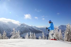 Panoramareiches Skifahren am Präbichl  Copyright: Präbichl Bergbahnen