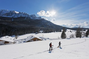 Genussvolles Langlaufen in Südtirol (c) Roter Hahn, Frieder Blickle