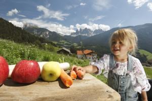 SŸdtirol, Villnšss, Vikolerhof, Roter Hahn, Ferien auf dem Bauernhof, Familie,