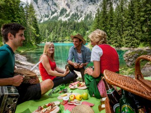 HOCHsteirische Lebensfreude tanken am Grünen See © Tomm Lamm
