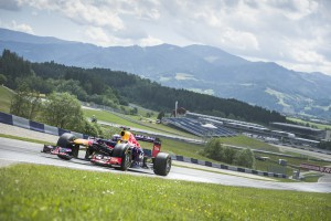 Sebastian Vettel am Red Bull Ring (c) Philip Platzer