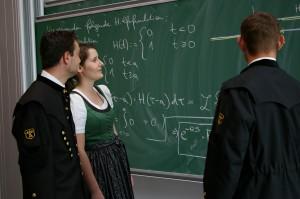 Studenten (C) Montanuni Leoben