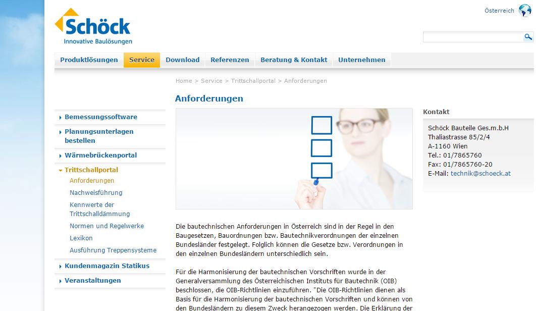 Trittschallportal 3_(c) Schöck