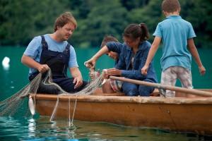 Geschmack der Kindheit - Anfischen am Millstätter See © Kärnten Werbung