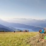 Geschmack der Kindheit - Wandern Millstätter Alpe © Kärnten Werbung, Fot...