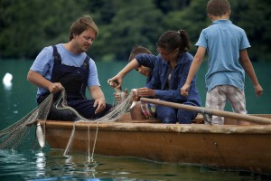 Geschmack der Kindheit - Anfischen am Millst+ñtter See -® K+ñrnten Werbung, Fotograf Sam Strauss (2)